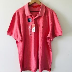 NWT! Izod Soft Touch Newport Oxford Polo Shirt